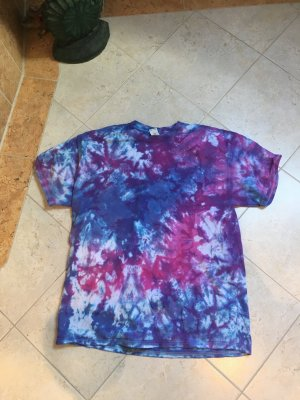 Galaxy Tie Dye T-Shirt
