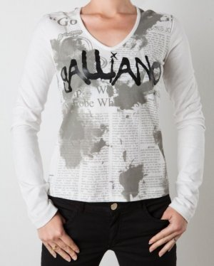 Galliano Langarmshirt