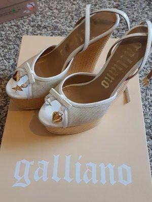 Galliano Schuhe Größe 37
