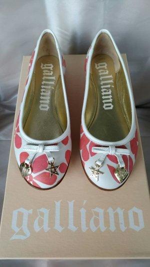 Galliano Schuhe in Größe 36 feinstes Leder wie neu