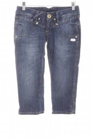Gang 3/4 Jeans blau Casual-Look