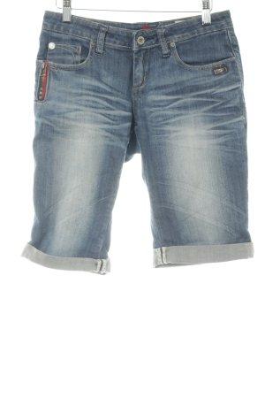 Gang 3/4 Jeans mehrfarbig Casual-Look