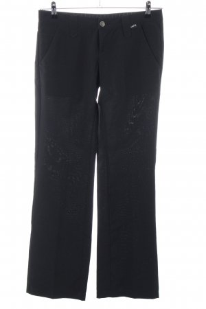 Gang Suit Trouser black business style
