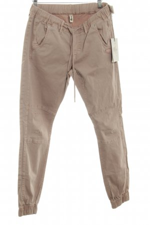 Gang Baggy Pants altrosa Casual-Look