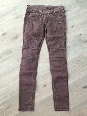 GANG Bikerhose Jeans Gr. 27/ 32