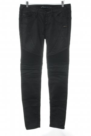 Gang Jeans da motociclista nero stile casual