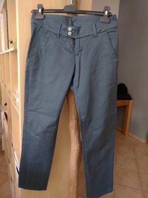 Gang Chino Hose blau Gr. 36