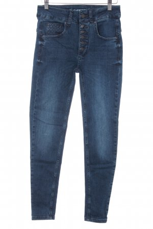 Gang High Waist Jeans mehrfarbig Casual-Look