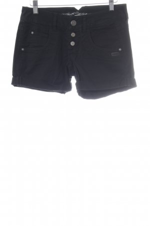 Gang Hot Pants schwarz Casual-Look