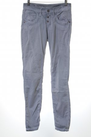 Gang Low-Rise Trousers light grey casual look