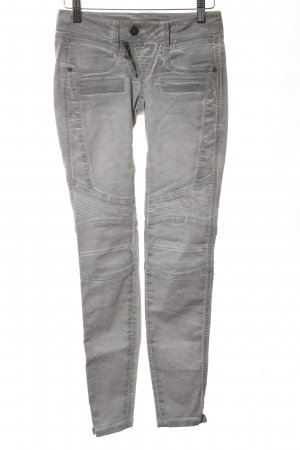 Gang Low Rise jeans lichtgrijs casual uitstraling