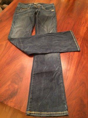 Gang Jeans gerade geschnitten NEU Blau