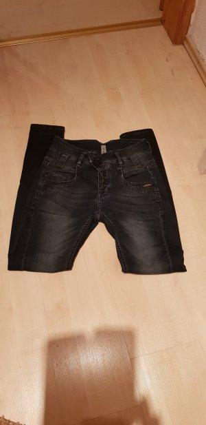 Gang Skinny Jeans dark blue