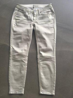 Gang Jeans Modell Faye Gr. 28 goldschimmernd