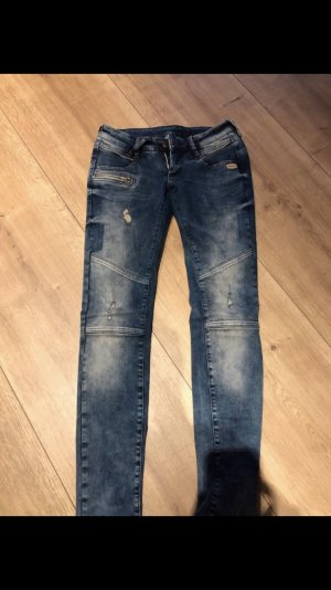 Gang Jeans da motociclista blu