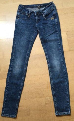 Gang Skinny Jeans dark blue-blue