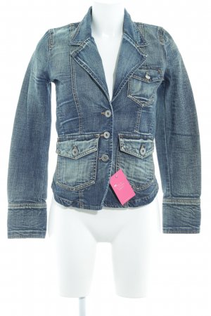 Gang Jeansjacke blau Casual-Look
