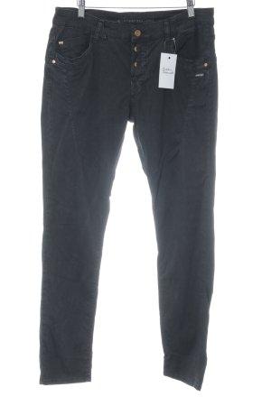Gang Pantalón de pinza alto taupe estilo clásico
