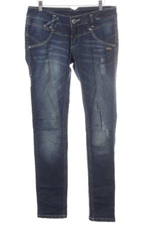 Gang Wortel jeans blauw casual uitstraling