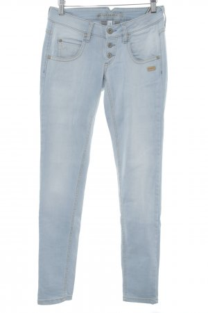 Gang Tube Jeans baby blue washed look