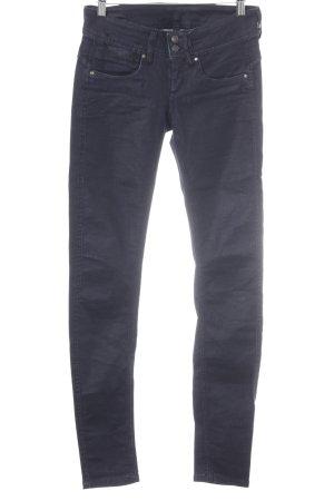 Gang Jeans cigarette bleu foncé Aspect de jeans