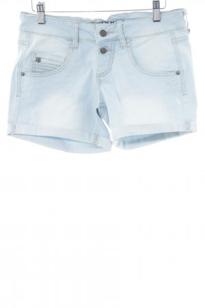 Gang Shorts blau Casual-Look