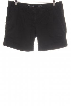 Gang Shorts schwarz Casual-Look