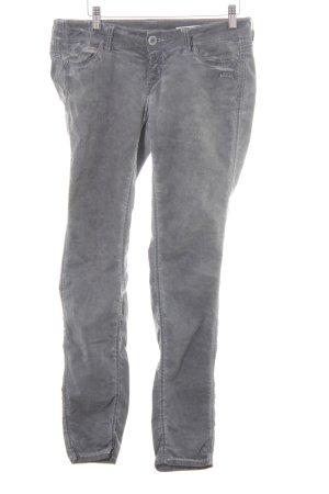 Gang Skinny Jeans grau schlichter Stil