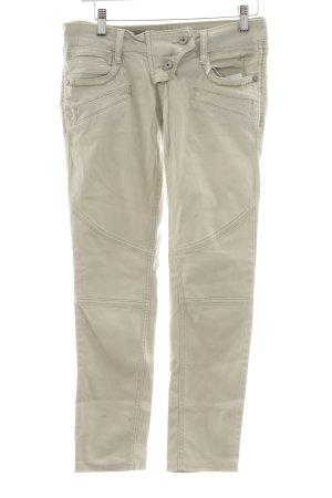 Gang Skinny Jeans hellbeige Casual-Look