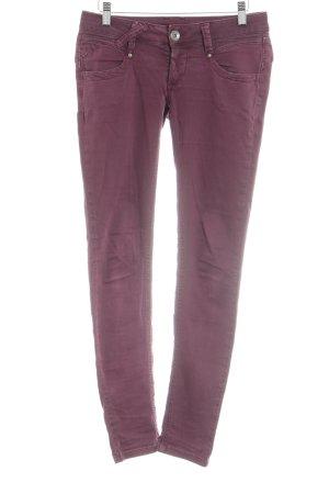 Gang Skinny Jeans purpur Casual-Look