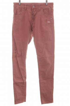 Gang Skinny Jeans roségoldfarben Casual-Look