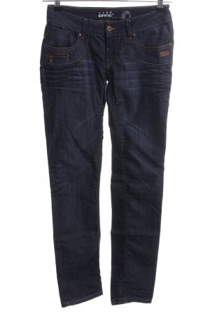 Gang Slim Jeans blau Casual-Look