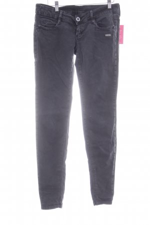 Gang Slim Jeans dunkelgrau Casual-Look