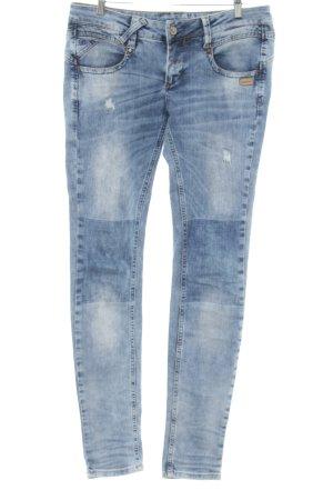 Gang Slim Jeans hellblau Casual-Look