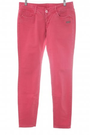Gang Slim Jeans hellrot Casual-Look