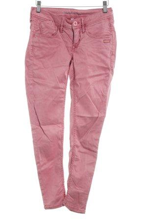 Gang Slim Jeans himbeerrot Casual-Look