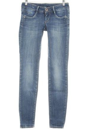 Gang Slim Jeans stahlblau Casual-Look