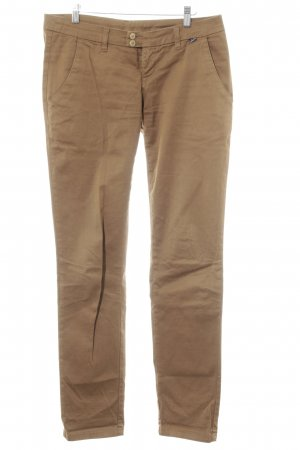 Gang Straight-Leg Jeans bronzefarben Casual-Look