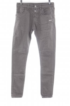 Gang Straight-Leg Jeans graubraun Casual-Look