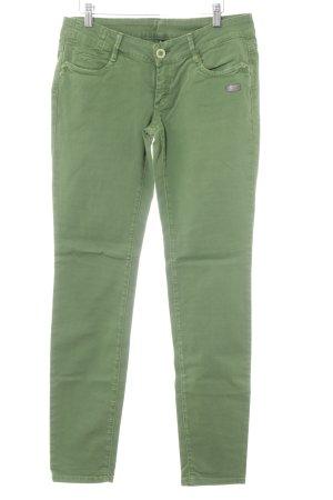 Gang Straight-Leg Jeans khaki extravaganter Stil