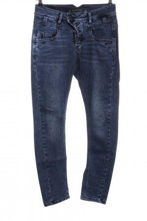 Gang Stretch Jeans blau Casual-Look
