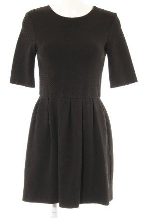 Ganni Abendkleid schwarz Elegant