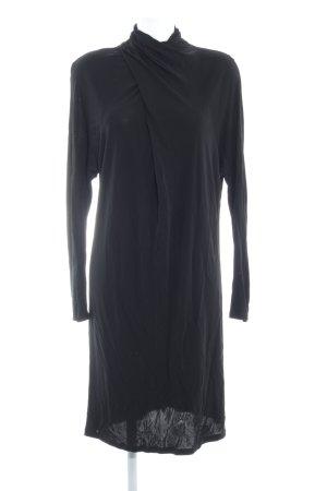 Ganni Blusenkleid schwarz Elegant