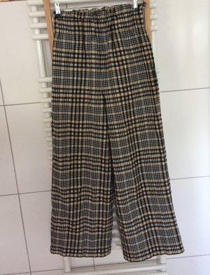 Ganni High Waist Trousers multicolored cotton