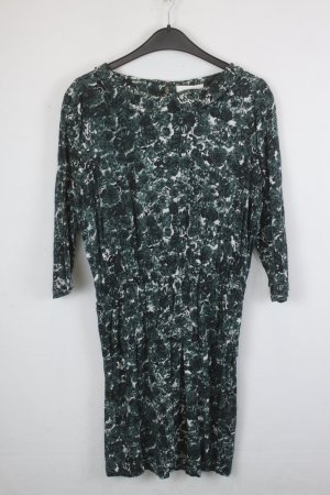 Ganni Shirtwaist dress multicolored viscose