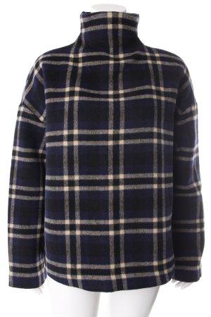 Ganni Oversized Pullover Kariert
