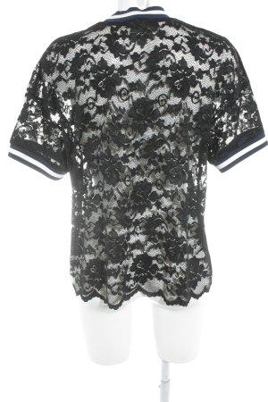 Ganni T-Shirt florales Muster Elegant