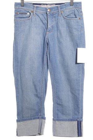 Gant 3/4 Jeans blassblau Jeans-Optik