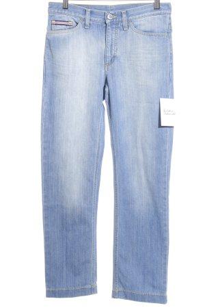 Gant 7/8-jeans azuur simpele stijl