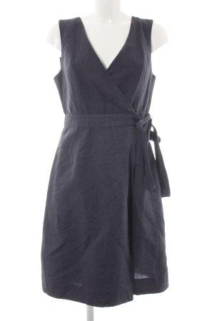 Gant A-lijn jurk blauw-donkerblauw college stijl